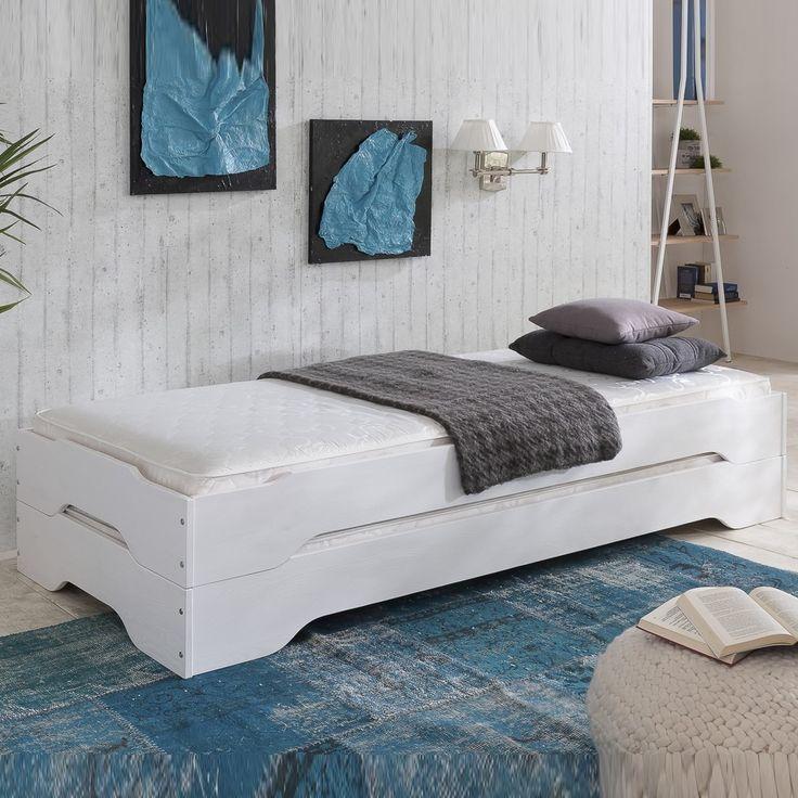 die besten 17 ideen zu g stebett auf pinterest murphy. Black Bedroom Furniture Sets. Home Design Ideas