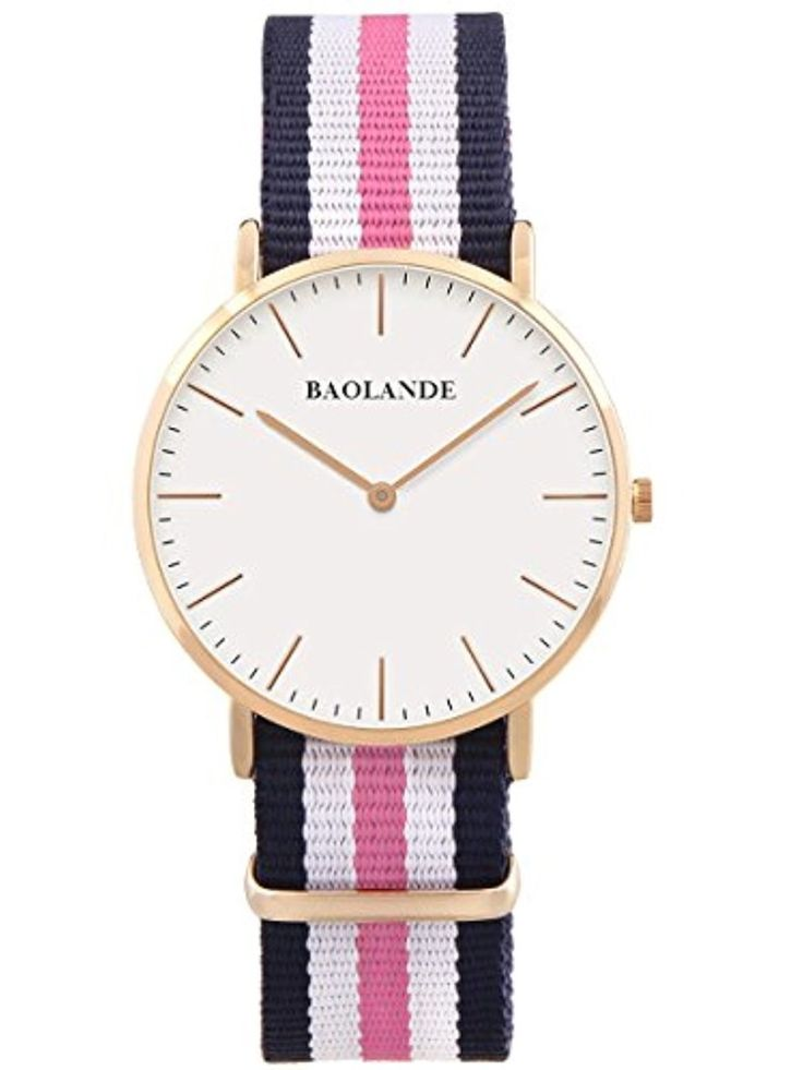 Alienwork Montre quartz élégant quartz mode Design intemporel classique Nylon or rose bleu U04818L-02 2017 #2017, #Montresbracelet http://montre-luxe-homme.fr/alienwork-montre-quartz-elegant-quartz-mode-design-intemporel-classique-nylon-or-rose-bleu-u04818l-02-2017-2/