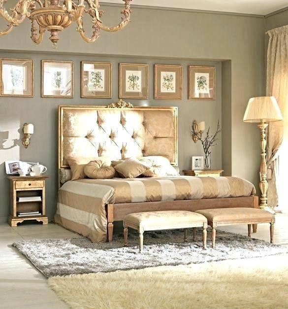 Cream And Gold Bedroom Furniture Vintage Luxurious Bedrooms Luxury Bedroom Design Gold Bedroom Decor