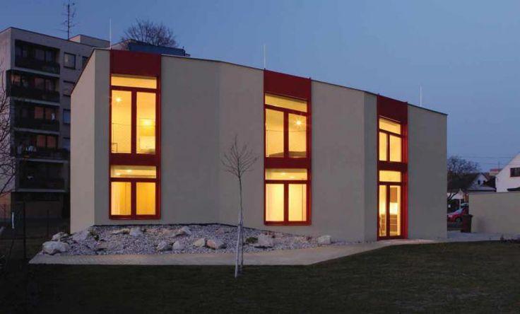Parametrický pasivní rodinný dům | EARCH.
