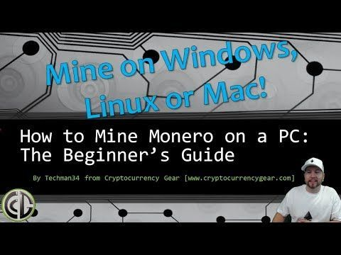 How to Mine Monero on Your PC A Beginners Guide to XMR Mining