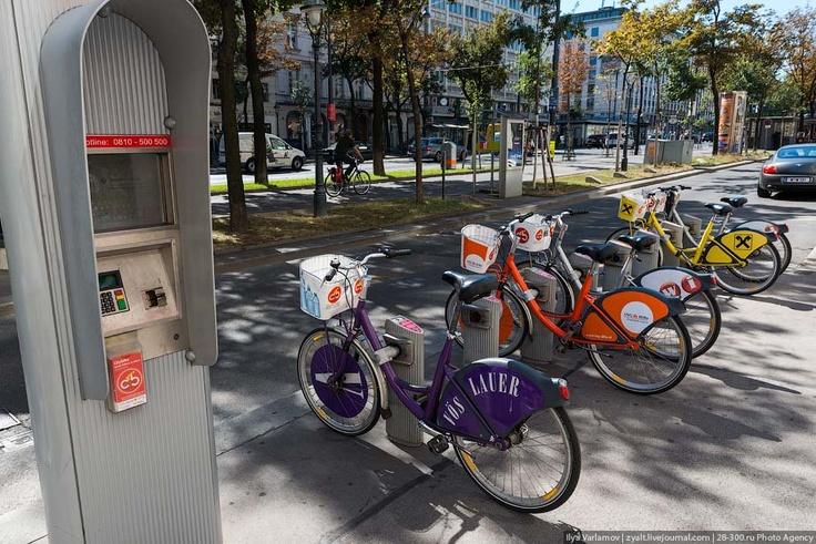 citybike (Vienna, Austria)