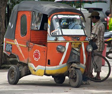 Jakarta: Ever since the becaks, or bicycle rickshaws, were banned from the Indonesian city streets in the 1990s, ojeks, or motorcycle taxis, have proliferated.