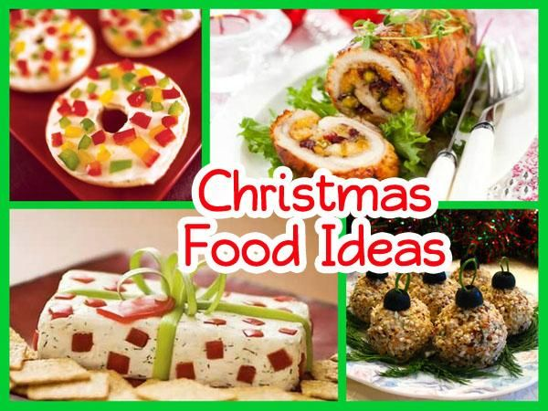 33 Delicious Christmas Food Ideas | Easyday