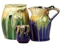 Remued ware - love the look of these