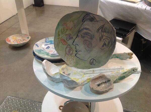 Da #Miart2014 - Galleria Freedman Fitzpatrick di Los Angeles Selezione per Arte 2.0 il progetto che mette in comunicazione l' #Impresa con l'#Arte e supporta l'Imprenditore nella valorizzazione della #BrandIdentity. Scelto per voi perché propone una ricerca interessante, crea un forte impatto visivo e ha dimensioni importanti per poter essere presentato in contesti aziendali. Per info: francesca.anzalone@netlifesrl.it  | www.netlifesrl.it