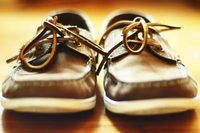 How to Clean Sperry Shoes With a Stain (4 Steps) | eHow