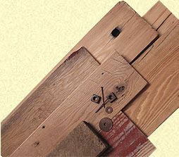 Antique Woodworks sells reclaimed lumber including: hand-hewn beams, antique lumber, barn boards, and re-milled wood that has been gathered from old barns, wood fences, and even the occasional brewery vat. We carry a significant inventory of American Elm, Red Elm, Red Oak, White Oak, Douglas Fir,