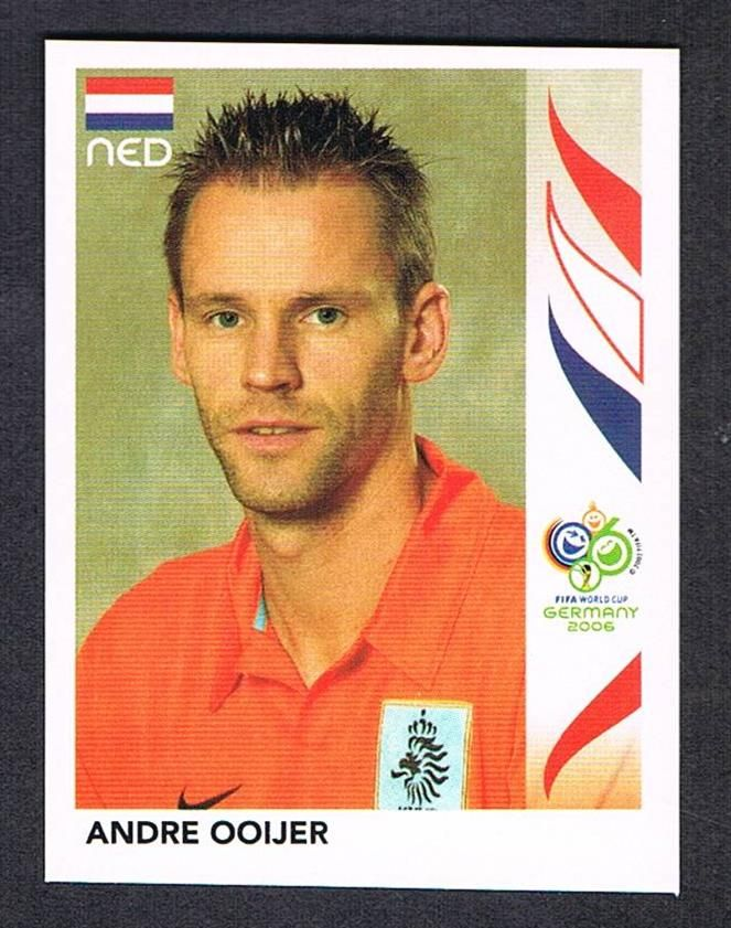 Image result for germany 2006 panini holland ooijer