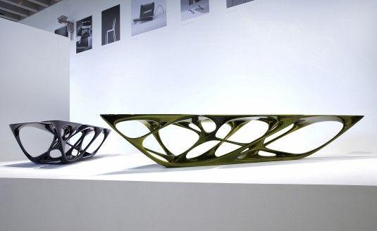 Kiki's Land: Zaha Hadid's Famous Product Designs Go On Exhibit