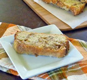 Life Tastes Good: Apple Cinnamon Cake