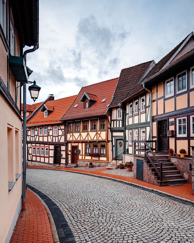 Stolberg, SachsenAnhalt, Germany Tiny little houses