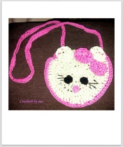 Kitty purse