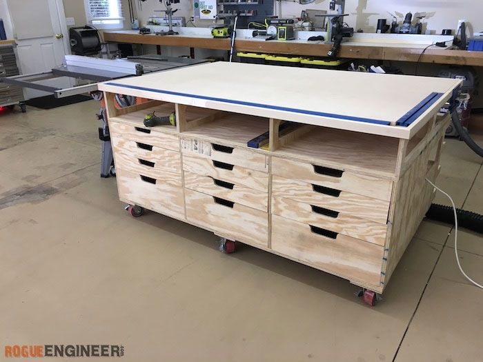 ultimate workstation rolling - Rolling Workbench