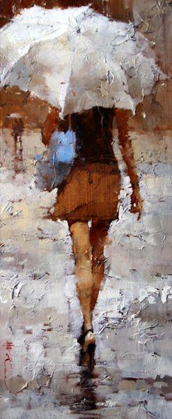 """Stilettos No. 5"" - by Andre Kohn oooh I really like this one"