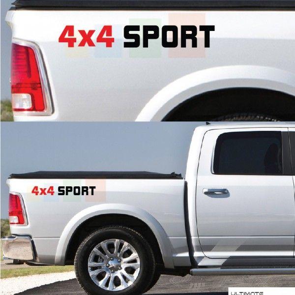Best PICKUP TRUCK DECALS Images On Pinterest Dodge Hemi - Decals for trucks
