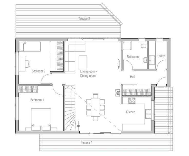 308 best Plans images on Pinterest | Floor plans, Architecture and ...