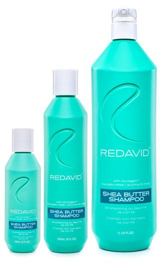 SHEA BUTTER SHAMPOO: Quench your hair's thirst | http://www.redavidhair.com/products/shea-butter-shampoo/
