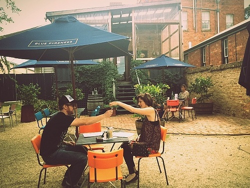 Saff's Cafe - Castlemaine