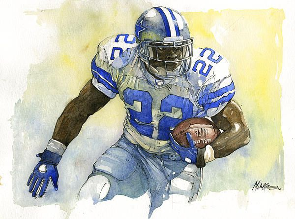 Emmitt Smith - Dallas Cowboys