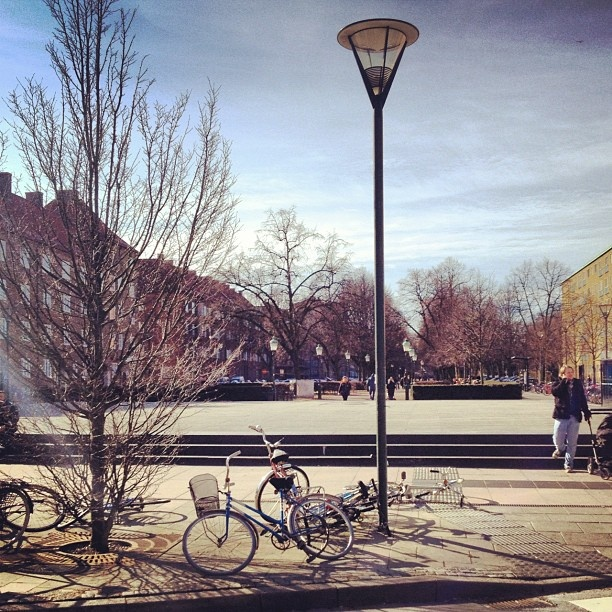 Kungsgatan, Varnhemtorget, Malmo  Best street. - @dumbsticks | Webstagram