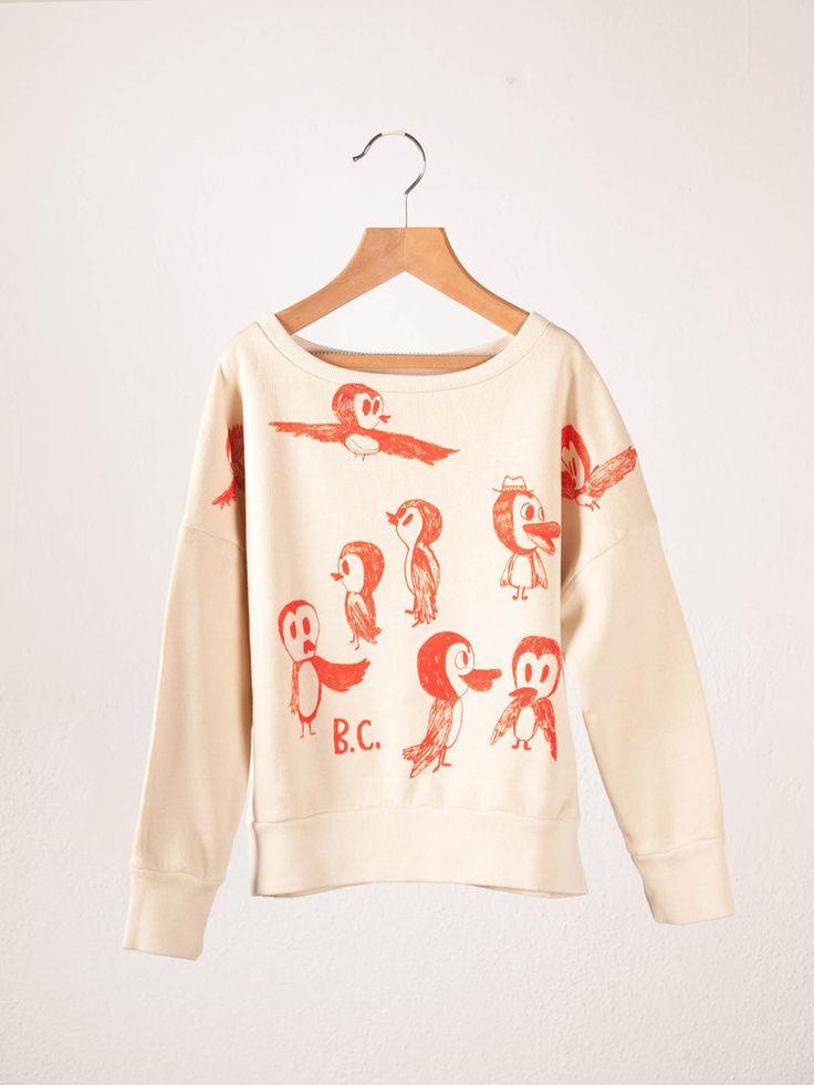 Image of Birds Sweatshirt