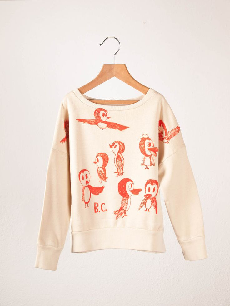 Image of Birds Sweatshirt
