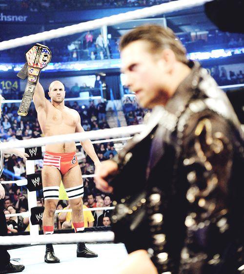 17 Best Images About WWE Antonio Cesaro/Claudio Castagnoli