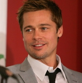 """Brad Pitt revealed his affection for the Reds during an interview about his latest film, Moneyball.    Asked who his favourite football team was, he replied: """"I have some friends who are very close to Liverpool, so if I went another way I might be disowned."""""""