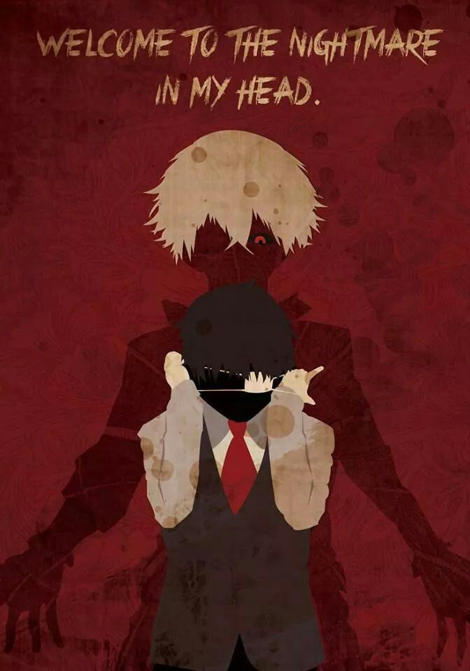 Love the anime and the song. Tokyo ghoul and mz.hyde by halestorm