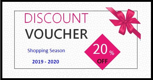 Discount Voucher Templates 15 Free Printable Word Excel Pdf Samples Discount Vouchers Discounted Voucher