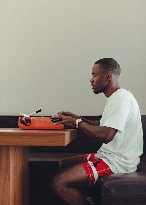 Frank Ocean Pens Another Open Letter