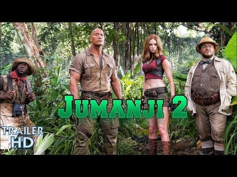 Jumanji 2, Jumanji 2 Trailer, Jumanji 2 Official Trailer, jumanji 2 movie, jumanji 2 movie trailer, jumanji 2 2017, jumanji 2 trailer 2017, jumanji 2 full movie, Dwayne Johnson, Kevin Hart, Movie Trailer HD Clip