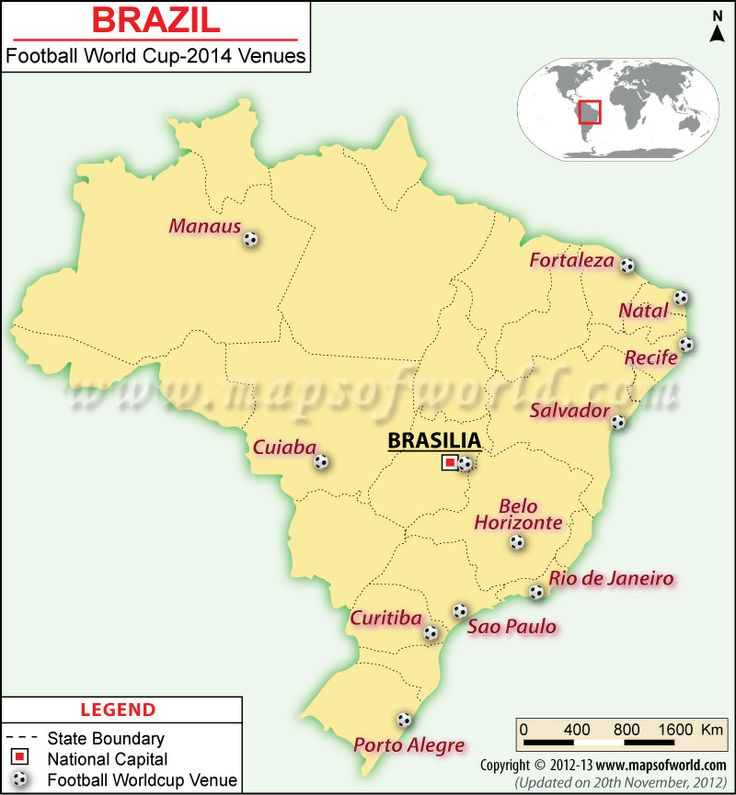 135 best new maps images on pinterest cards maps and countries 2014 football world cup venues gumiabroncs Gallery