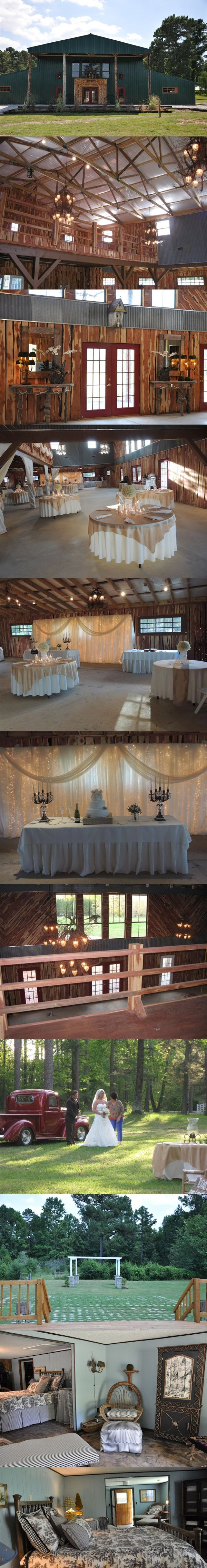 The Pasture at Willows Ranch, one of McCurtain County's wonderful wedding venues. 1810 Rhoden Rd Broken Bow, OK 74728   Phone: (580) 420-3725 #wedding #rustic #Oklahoma