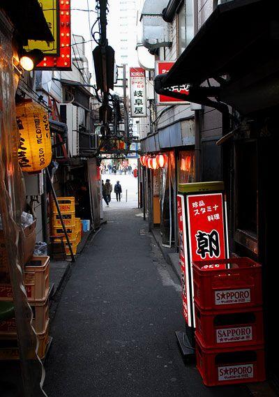 「新宿」思い出横丁の想い出.. : デジカメ散歩写真