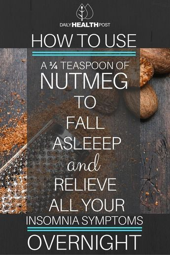 While there are a lot of great natural insomnia cures out there, sometimes you just don't have the time or the ingredients necessary to make them work.