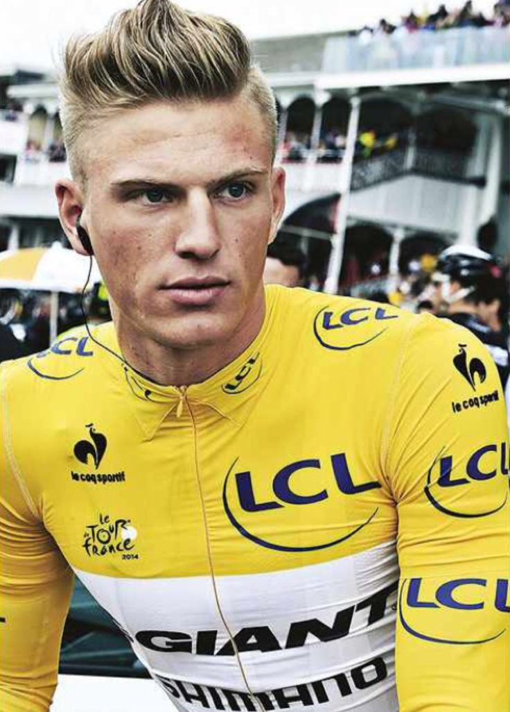 Marcel Kittel in ProCycling magazine