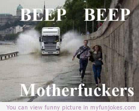 Beep Beep — super funny jokes  in http://myfunjokes.com/funny-jokes/beep-beep-super-funny-jokes/