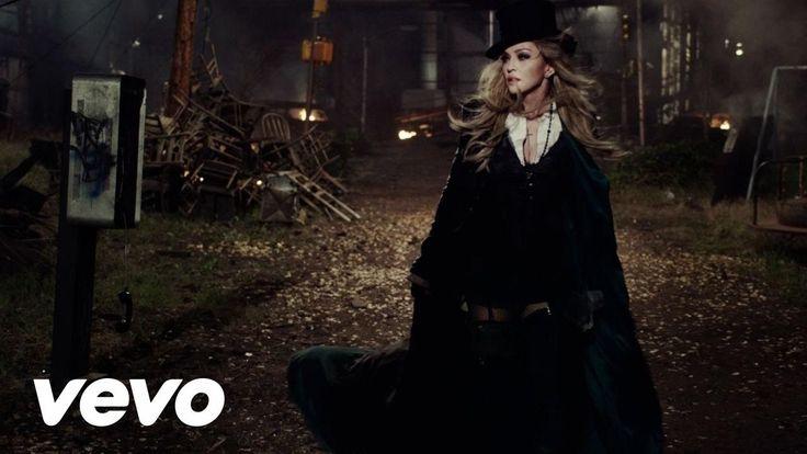 Madonna - Ghosttown from her latest album Rebel Heart