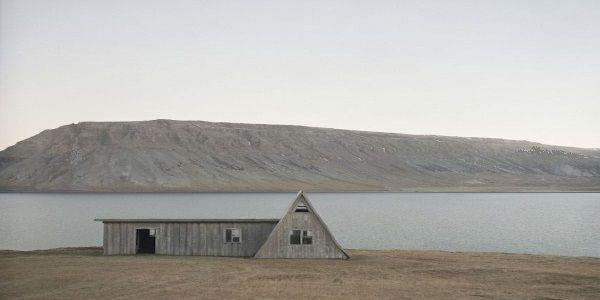 Triangular House Design Found in Iceland