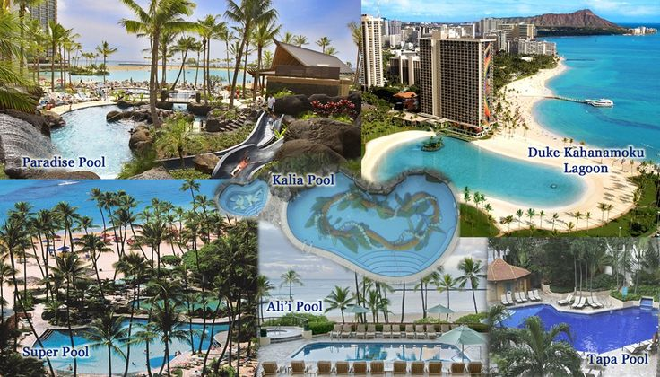 Waikiki, Hawaii.  Hilton hawaiian village waikiki beach resort. Very nice, sorta pricy but very very nice