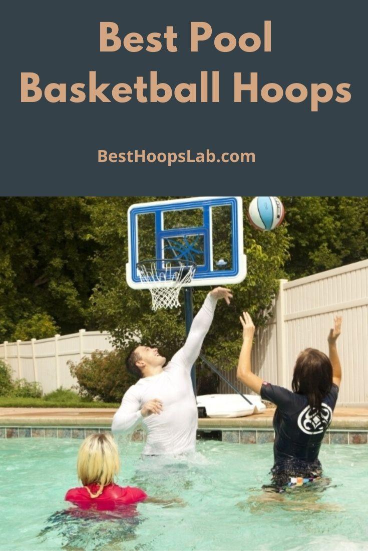Best Pool Basketball Hoop Reviews 2020 Dunnrite Swimways Or