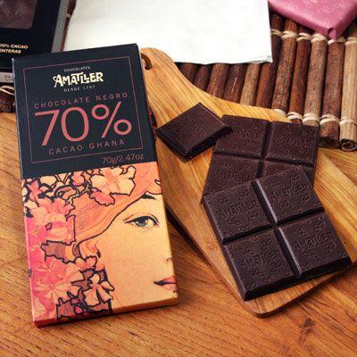 Amatller 70% Chocolate