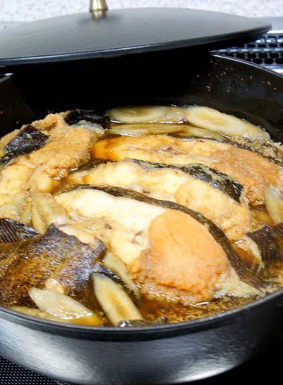 ストウブでなめたかれいの煮付け レシピ♬ by manngoさん | レシピ ...