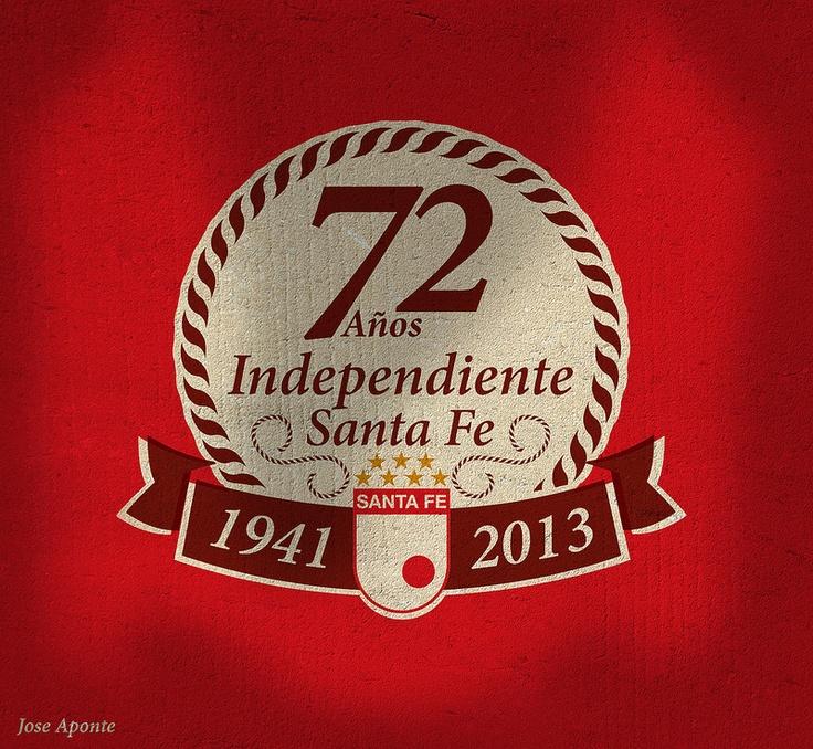 72 Años // Independiente Santa Fe