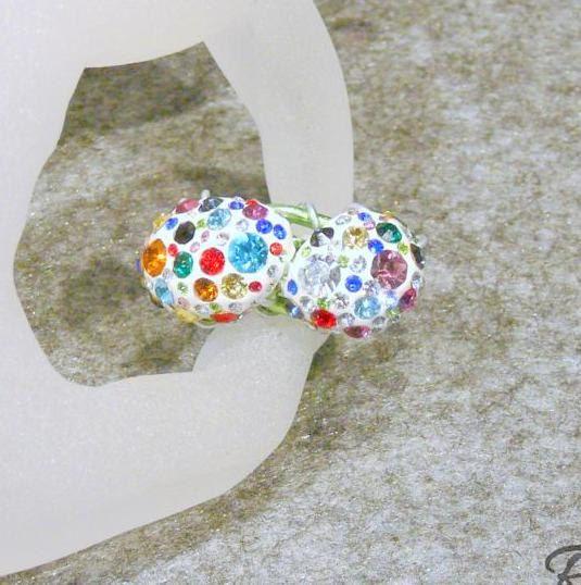 großer Statement Ring Cocktail Ring Pavee Kristall Ring Navette Kristalle Ring…