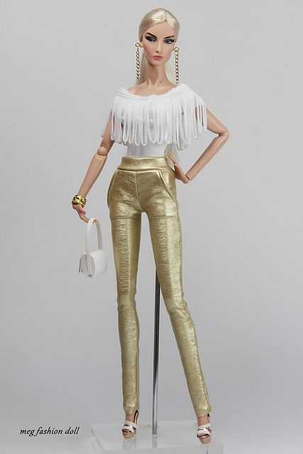 New outfit for Fashion Royalty / FR 12''CHIC VII'' | Fashion Doll