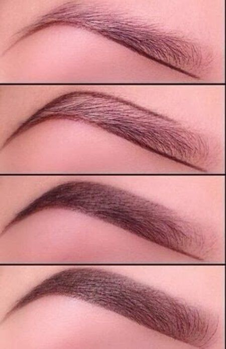 How to fill in your brows -