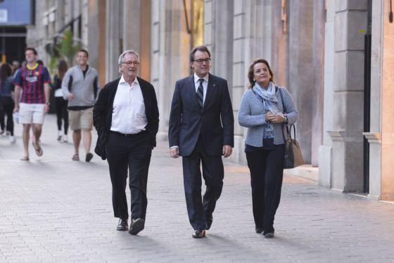Elecciones Europeas 2014: ERC gana a CiU en Cataluña | Cataluña | EL PAÍS